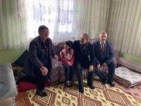 Vali Epcim köy ziyaretlerine devam ediyor