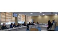 ÇOMÜ'de 'Sıfır Atık Yönetmeliği' toplantısı