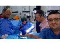 Kadavradan yeni bir ameliyat tekniği tanımlayıp prototip ürün geliştirdiler