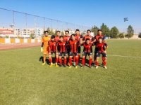 U19'da şampiyon Karaköprüspor