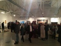 Çağdaş Türk sanatı Ukrayna'da