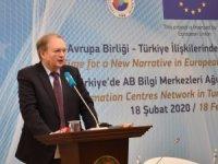 """AB Türkiye Delegasyonu Başkanı Büyükelçi Berger: """"AB-Türkiye ilişkilerini biraz da soğutan bir takım gelişmeler de yaşandı"""""""