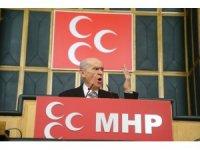 """MHP lideri Bahçeli: """"Esad direkt, Rusya da endirekt şekilde Türkiye'nin karşısında mevzilenmişlerdir"""" (2)"""
