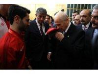 MHP lideri Bahçeli, İYİ Parti'deki istifaları değerlendirdi