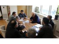 AK Parti Batman istişare ve değerlendirme toplantısı