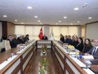 Asar Deresi proje yarışması için ilk toplantı yapıldı