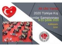 Türkiye beşincisi Lüleburgaz'dan
