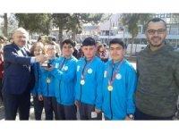 Okul sporları Bocce İl Birinciliği müsabakaları tamamlandı