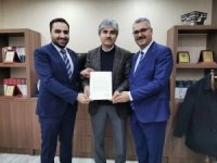 AK Parti Çorum İl Başkanı Yusuf Ahlatcı;