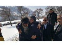 Trafik kazasında hayatını kaybeden aynı aileden 4 kişi toprağa verildi