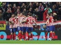 Atletico tek golle kazandı