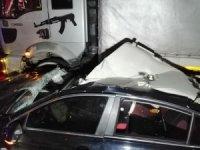 Çayırova'da korkunç kaza: 2 yaralı