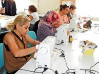 Çeşme Halk Eğitim projeleriyle istihdam oluşturan kuruma dönüştü