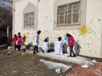 Uludere'de Benim Okulum Benim Yuvam Projesi