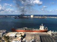 Hafter milislerinden Trablus Limanı'na ikinci saldırı