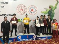 Wushu'da 6 madalya