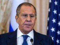 Lavrov: Türk heyetle yapılan Suriye konulu toplantıda bir anlaşmaya varılmadı