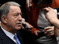 Milli Savunma Bakanı Akar: Gözlem noktalarımızın çekilmesi söz konusu değil