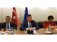 """Kaymakçı: """"Türkiye Balkanlar'da istikrar oluşturan bir ülke"""""""