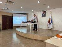 Ceyhan belediyesi, vatandaşlara ilk yardım eğitimi verdi