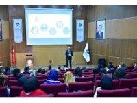 ETÜ'de 'Eğitimde Dijital Dönüşüm' konferansı