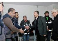 Başkan Kılınç, belediye personelleriyle bir araya geldi
