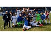 TFF 3. Lig: Karacabey Belediyespor: 1 - Yeşilyurt Belediyespor: 0