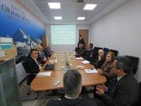İl Av Komisyonu Toplantısı Yapıldı