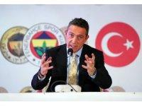 """Ali Koç: """"Fenerbahçe Spor Kulübü olarak Nihat Özdemir'e kızgın ve kırgınız"""""""