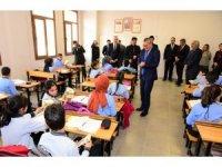 Müftü Ahmet Alim Efendi İmam Hatip Ortaokulu yeni binasına kavuştu