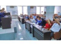 CHP meclis grubundan ilçe başkanına tepki
