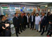 İYİ Parti Genel Başkanı Akşener Uzunköprü'yü ziyaret etti