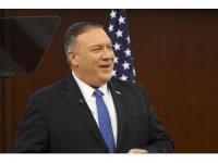 """ABD Dışişleri Bakanı Pompeo: """"Irak'tan büyükelçiliğimizin korunmasını istiyoruz"""""""