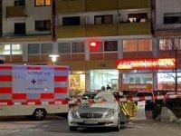 Almanya'da iki nargile kafeye saldırı: 11 kişi hayatını kaybetti