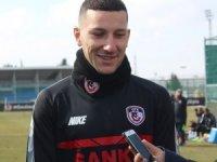 """Andre Sousa: """"Attığım gol bana öz güven aşıladı"""""""