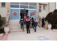 Midyat'ta 3 hırsızlık zanlısı yakalandı