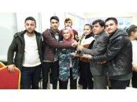 Hakkari'de satranç turnuvası düzenlendi
