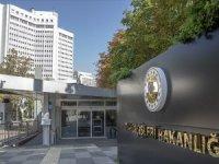 Türkiye'den Almanya'daki aşırı sağcı terör saldırısına tepki