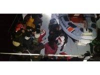 Bodrum'da 33 göçmen yakalandı
