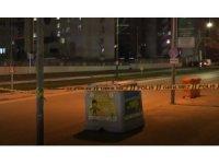 Gaziantep Emniyet Müdürlüğü önünde bomba paniği