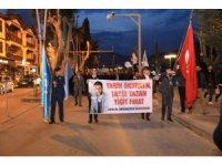 Fırat Yılmaz Çakıroğlu Amasya'da anıldı