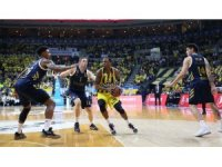 THY Euroleague: Fenerbahçe Beko: 65 - Real Madrid: 94