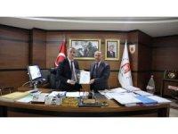 Amasya'da tarım ve üniversite iş birliği