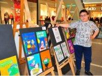 Asperger hastalığını çizdiği karikatürlerle yendi