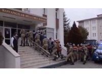 Elazığ'da uyuşturucu operasyonu: 18 tutuklama