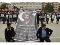 Burdur'da Ülkü Ocakları Fırat Çakıroğlu'nu andı