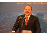 """Sanayi ve Teknoloji Bakanı Varank: """"2023'e kadar yıkıcı teknoloji alanlarında 23 akıllı ürün çıkarmayı hedefliyoruz"""""""