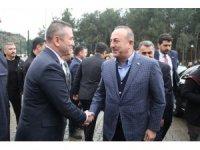 Bakan Çavuşoğlu'ndan Alanya'da okul ziyaretleri