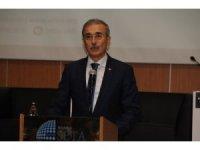 'Türkiye'nin Savunma Sanayi Stratejisi' konulu sempozyumda konuşan Savunma Sanayi Başkanı İsmail Demir: