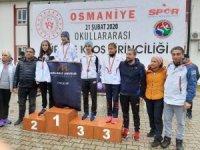 Ceyda Melek Pınar Türkiye ikincisi oldu